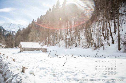 Winter Wonderland Bayern