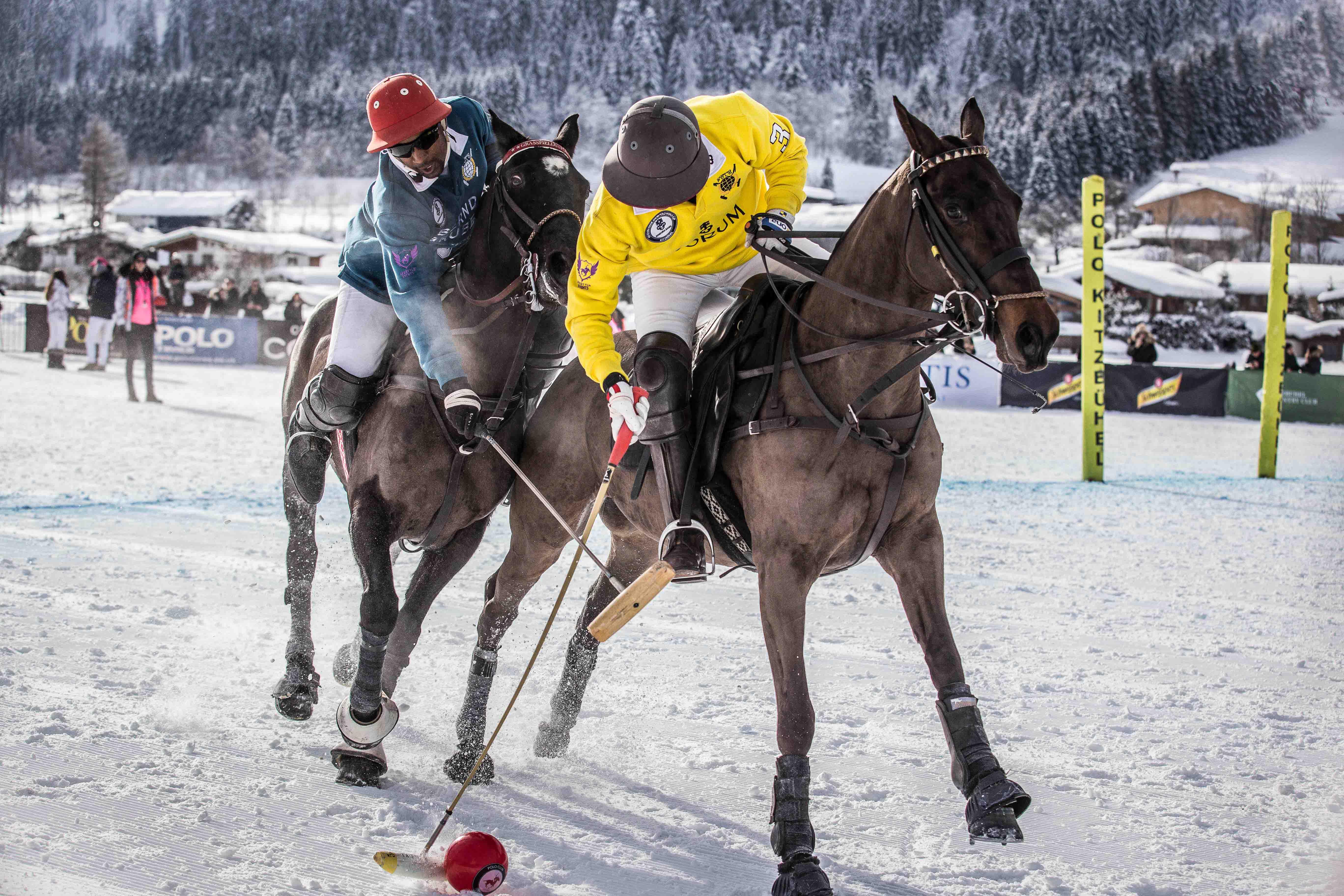 Snow Polo Kitzbühel 2019