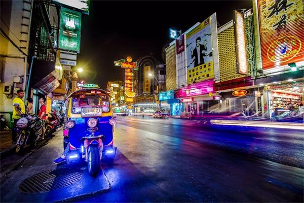 Art is Passion Photodesign by Silvia Höld | Bangkok China Town