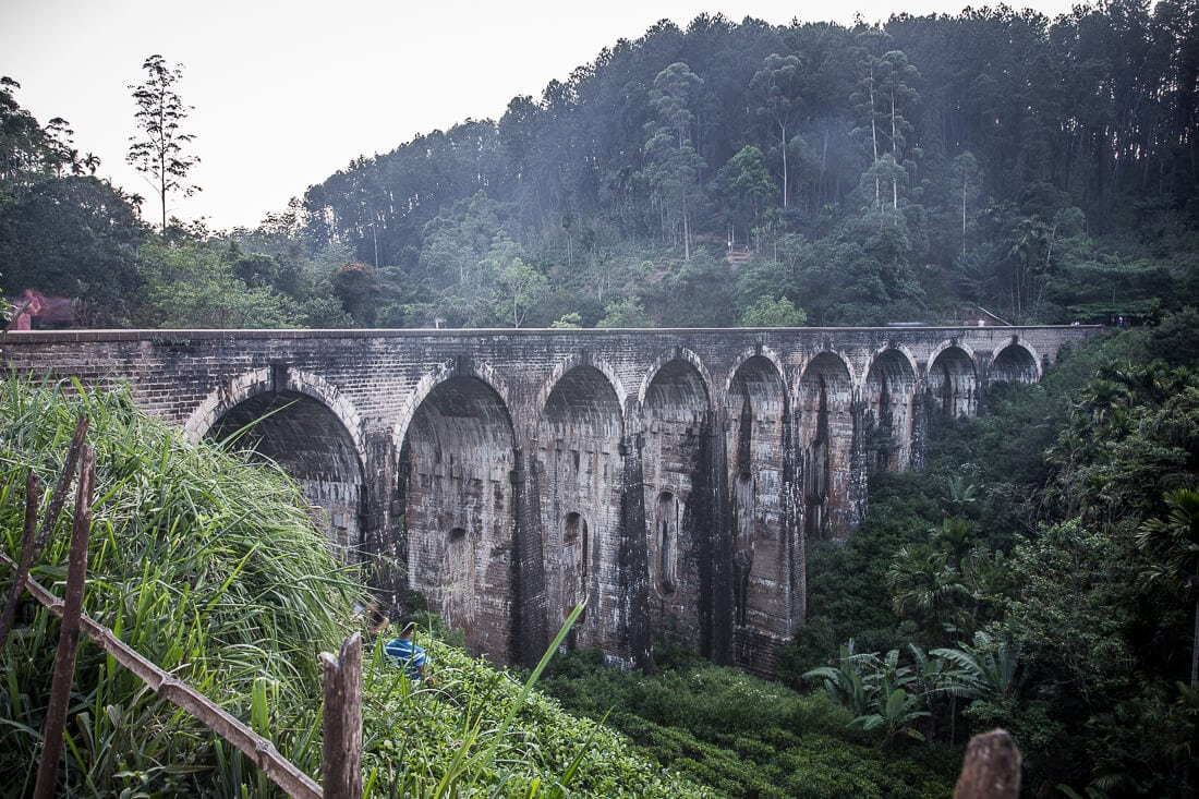 Nine-Arch-Bridge in Sri Lanka, Ella