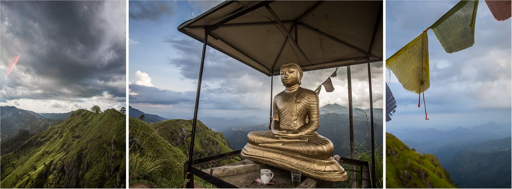 Little Adams Peak in Sri Lanka, Ella