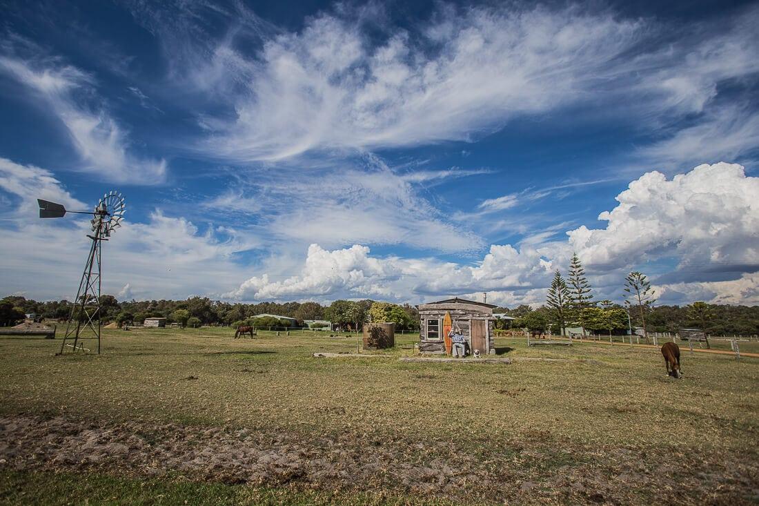 australische-Farm-Margaret-River-Region