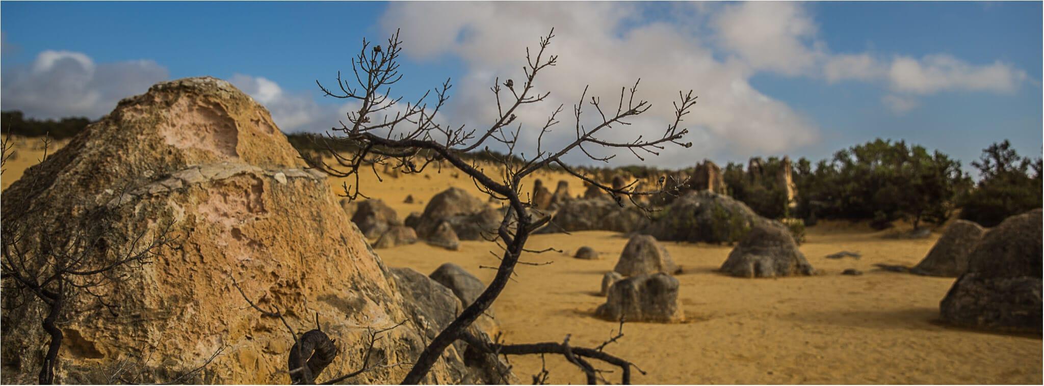 Pinnacles Australien